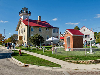 1860 Lighthouse and Light Station Museum